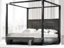 """Ліжко з навісом """"Мрія""""  S"""