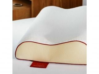 Подушка з синтетичним наповнювачем, з ефектом пам'яті «Relaxpillows», середньої щільності