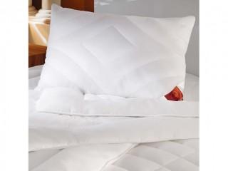 Подушка терморегулирующая с синтетическим наполнителем «Climasoft», плотная