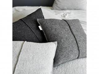 Подушка SIMPLE, серая