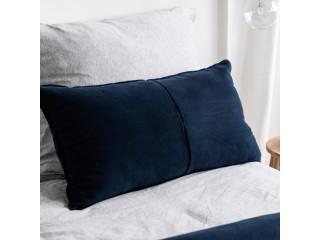 Подушка CUDDLE, темно-синяя