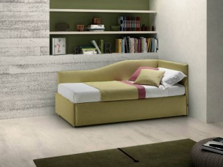 Ліжко Twice Angolo Sagomato