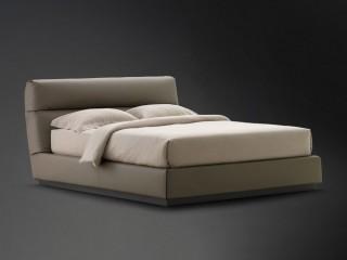 Ліжко з високим узголів'ям Gentleman