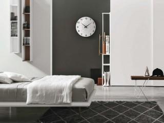 Двуспальная кровать с обивкой DREAM
