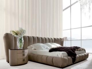 Кровать с широким изголовьем LIFETIME