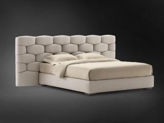 Ліжко з широким узголів'ям Majal